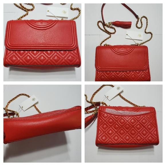 d1f59dde5e3 Tory Burch Fleming Small Convertible Shoulder Bag